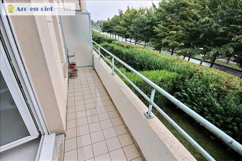 Locação apartamento Courdimanche 630€ CC - Fotografia 1