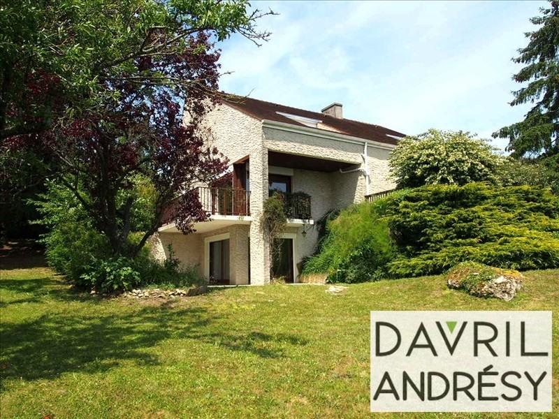 Vente maison / villa Chanteloup les vignes 450000€ - Photo 1