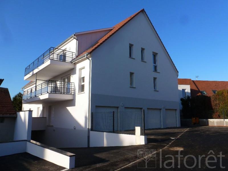 Appartement 3 pièces Eckwersheim
