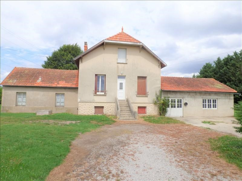 Vente maison / villa Loriges 121 000€ - Photo 1