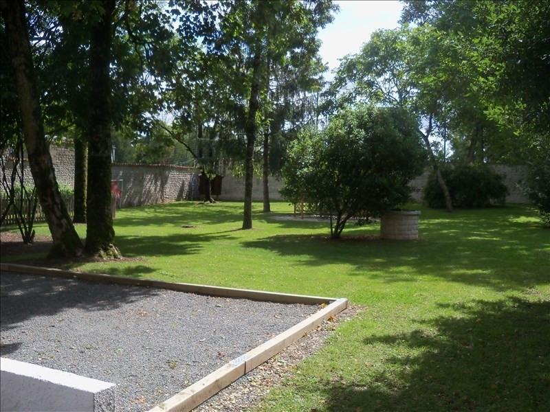 Vente maison / villa Matha 154425€ - Photo 2