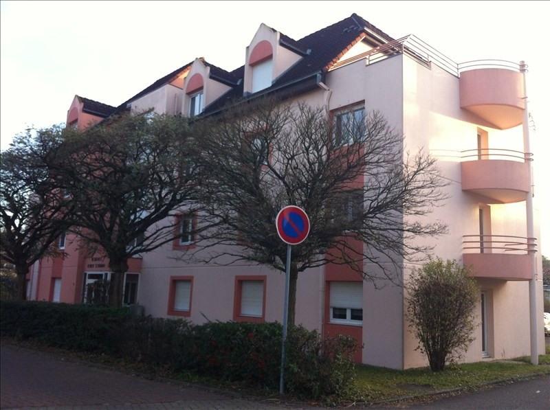 Location appartement Illkirch graffenstaden 315€ CC - Photo 1