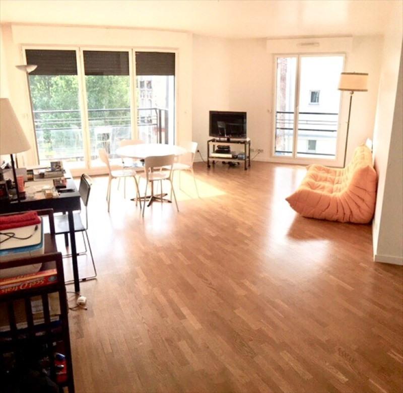 Rental apartment Clichy 1675€ CC - Picture 1