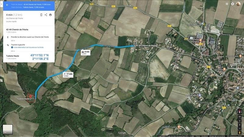 Vente terrain Arzens 9900€ - Photo 4