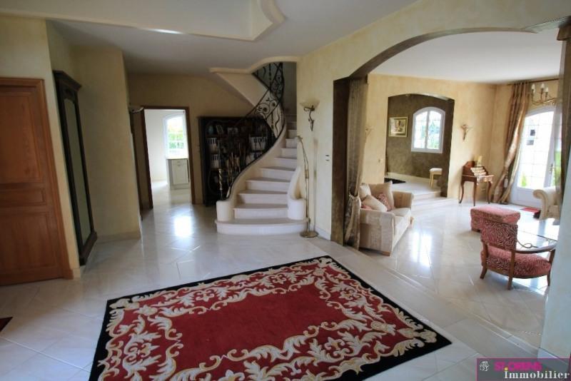 Deluxe sale house / villa Quint fonsegrives 10 minutes 940000€ - Picture 2
