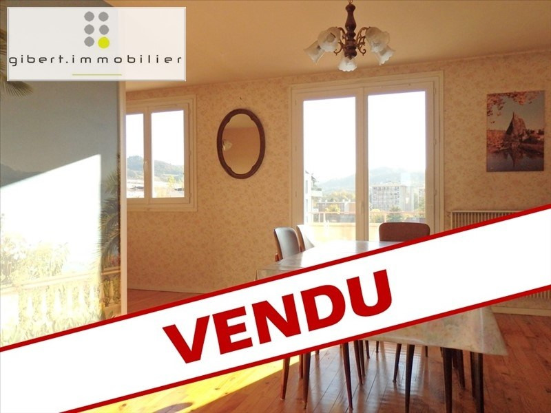Sale apartment Vals pres le puy 55 000€ - Picture 1