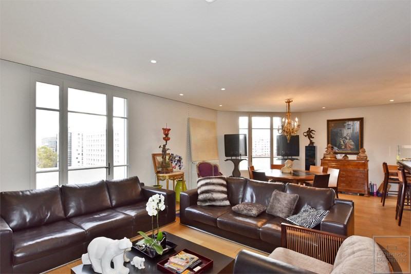 Vente de prestige appartement Lyon 6ème 1350000€ - Photo 7