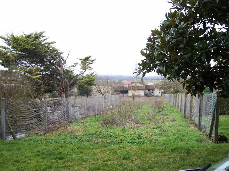 Vente terrain Aigre 34100€ - Photo 4