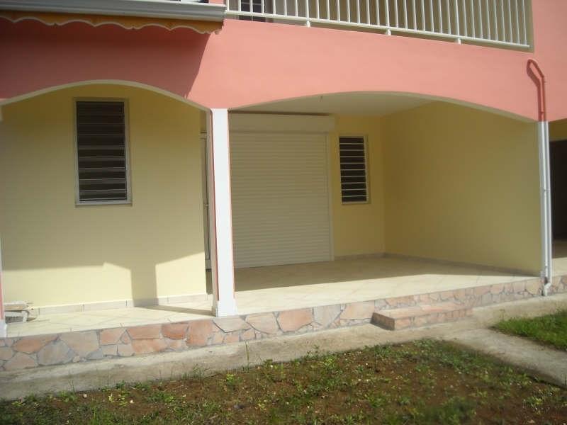 Rental apartment Lamentin 680€ +CH - Picture 1