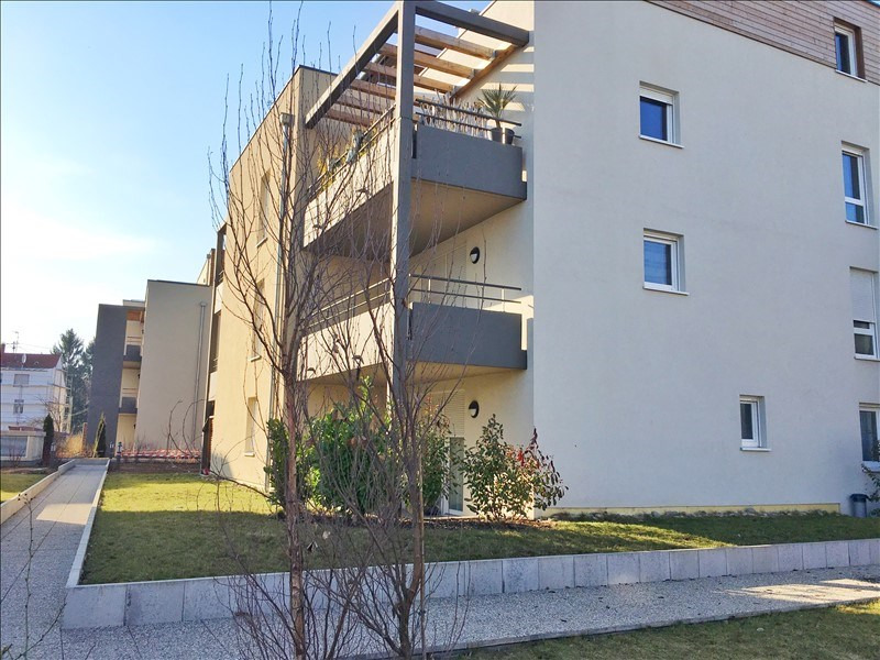 Investment property apartment Souffelweyersheim 94000€ - Picture 1