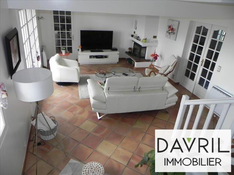 Sale house / villa Andresy 600000€ - Picture 2