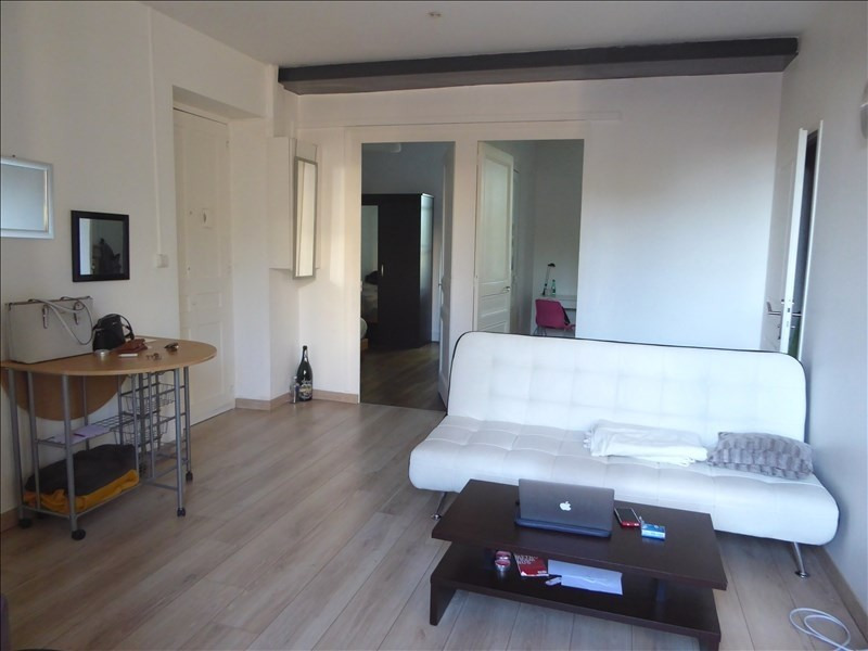 Sale apartment Lyon 8ème 165000€ - Picture 2