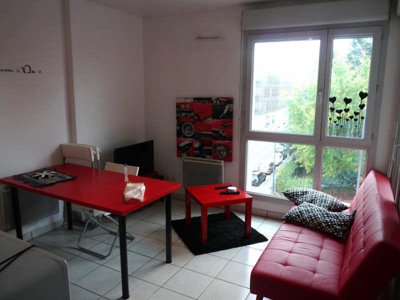 Rental apartment Villeurbanne 525€ CC - Picture 1
