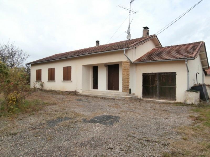 Vente maison / villa Sigoules 118000€ - Photo 1