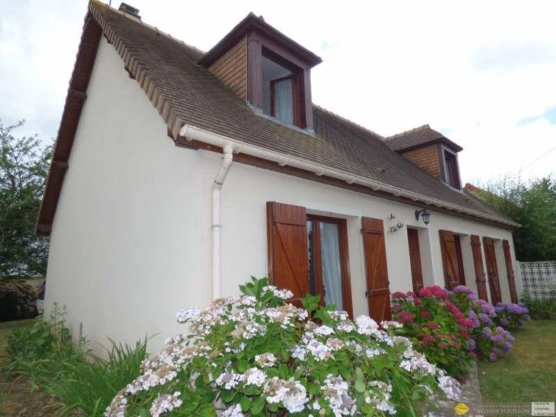 Vendita casa Villers sur mer 420000€ - Fotografia 1