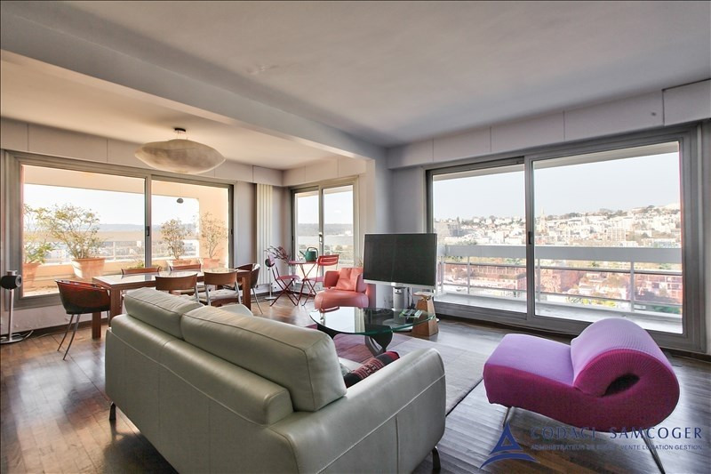 Vente de prestige appartement Boulogne billancourt 1 400 000€ - Photo 2