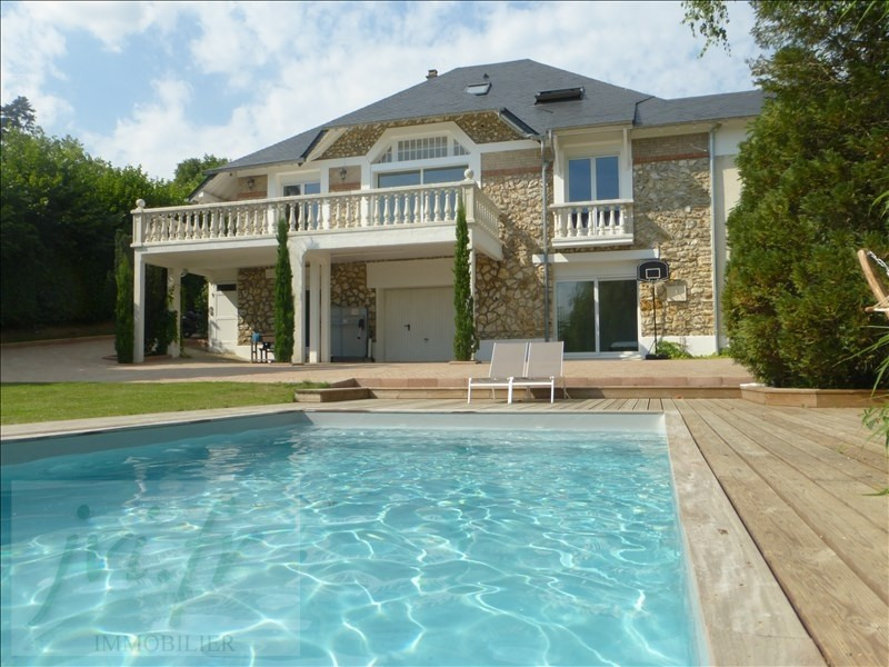 Deluxe sale house / villa Montmorency 1 275 000€ - Picture 2