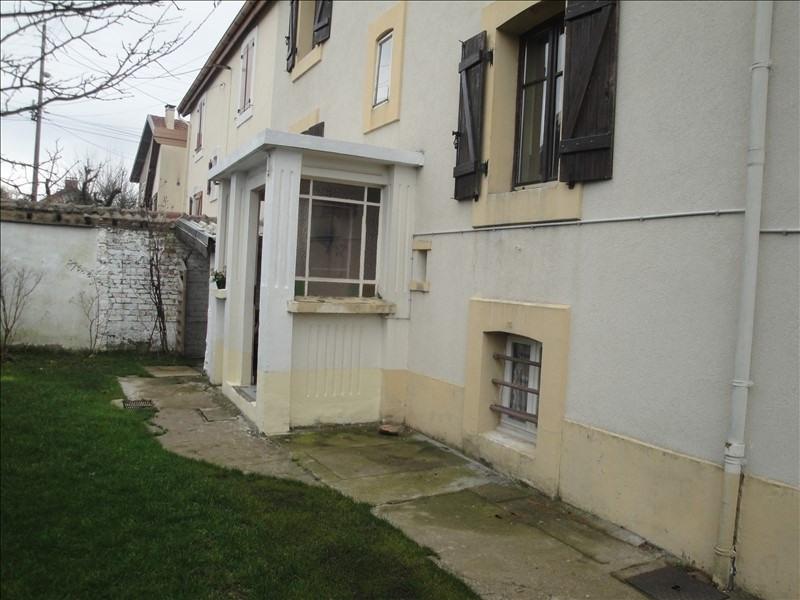 Revenda casa Audincourt 71000€ - Fotografia 1