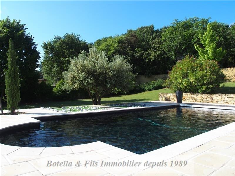 Deluxe sale house / villa Uzes 789500€ - Picture 7