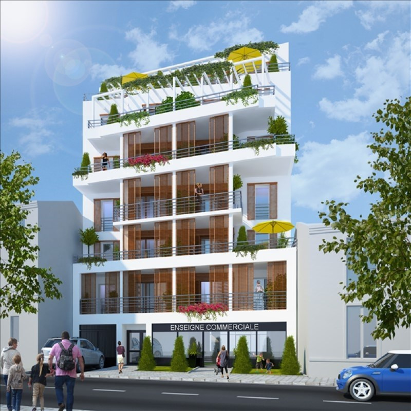 Vente local commercial Gentilly 347000€ - Photo 1