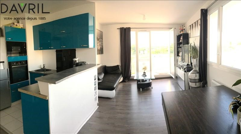 Sale apartment Herblay 179900€ - Picture 2