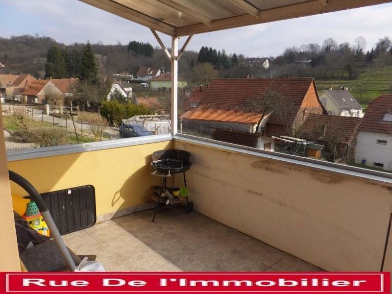 Vente maison / villa Niederbronn les bains 211500€ - Photo 4