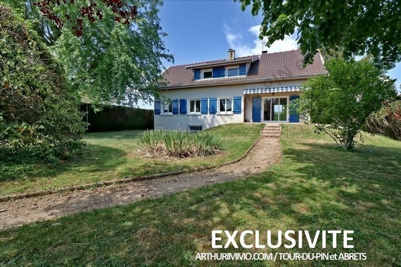 Vente maison / villa La tour du pin 275000€ - Photo 1
