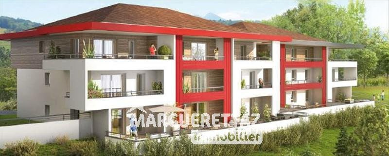Sale apartment Contamine-sur-arve 307 000€ - Picture 1