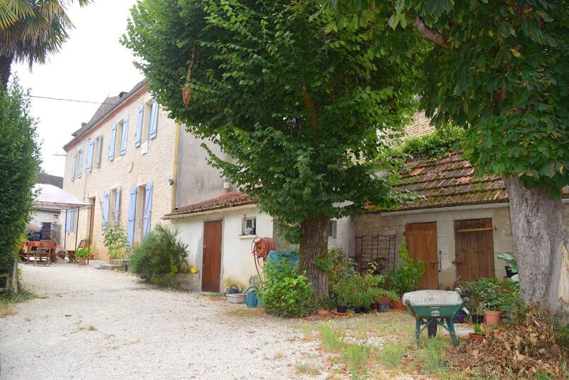 Vente maison / villa Cazoules 224000€ - Photo 11