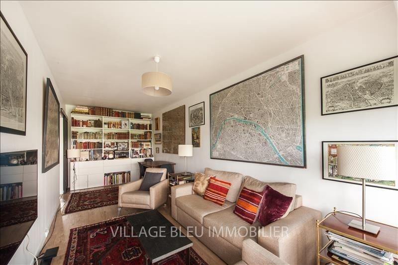 Vente appartement Asnieres sur seine 380000€ - Photo 2