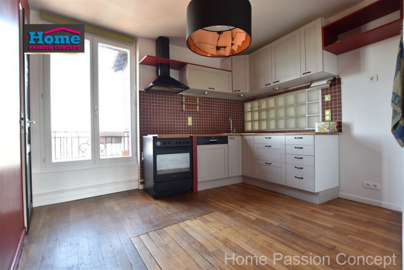 Sale apartment Nanterre 469 000€ - Picture 4