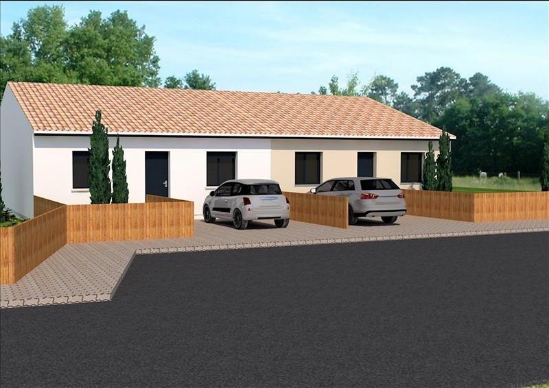 Location maison / villa St andre de cubzac 815€ CC - Photo 1