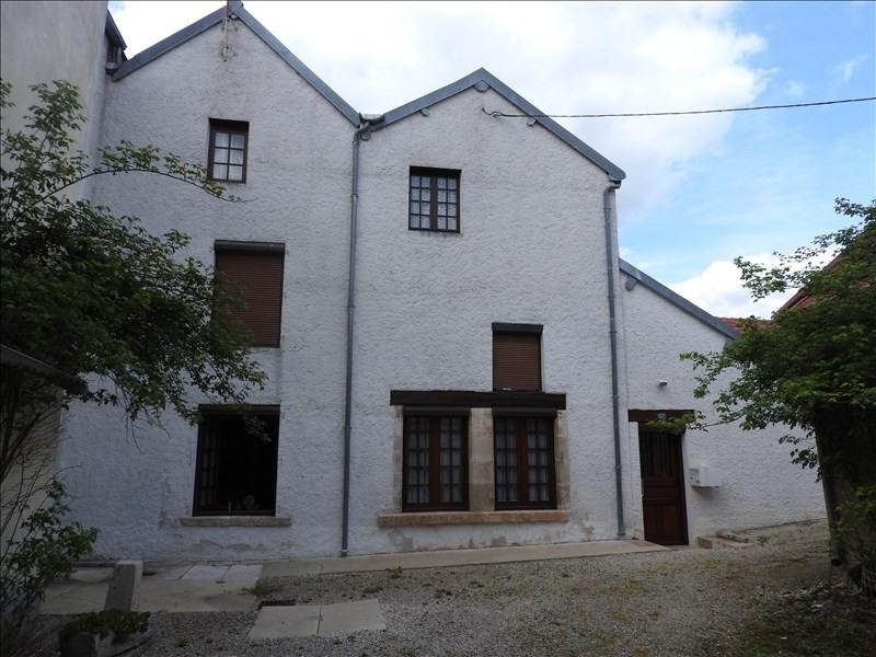 Vente maison / villa Limite champagne bourgogne 123500€ - Photo 2