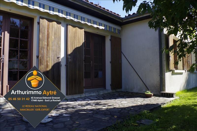 Sale house / villa Aigrefeuille d aunis 195500€ - Picture 1