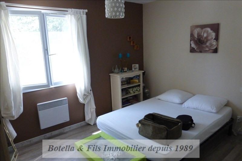 Vente maison / villa Goudargues 208000€ - Photo 5