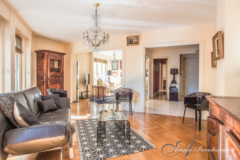 Vente de prestige appartement Lyon 6ème 650 000€ - Photo 1