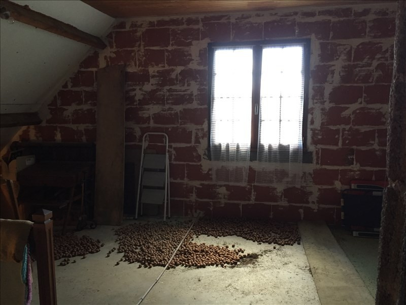 Venta  casa La villedieu du clain 176500€ - Fotografía 8