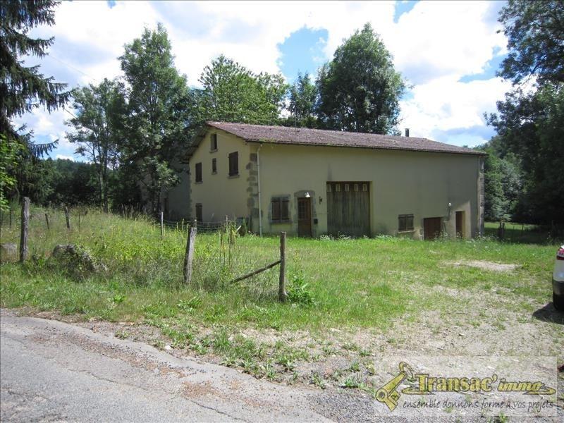 Sale house / villa Chabreloche 117700€ - Picture 1
