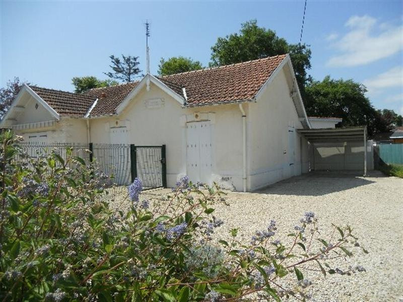 Vacation rental house / villa Royan 418€ - Picture 1