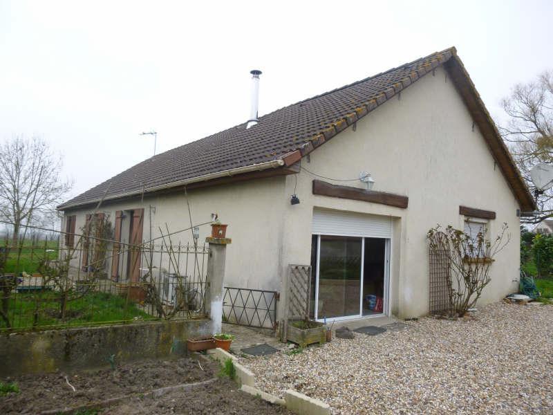 Vente maison / villa St clair sur epte 159000€ - Photo 1
