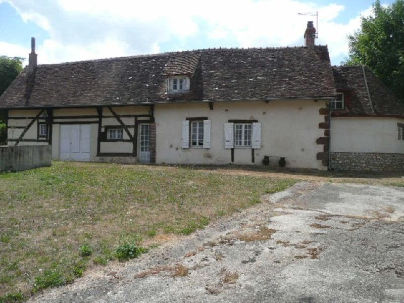 Sale house / villa Dampierre en crot 67000€ - Picture 2