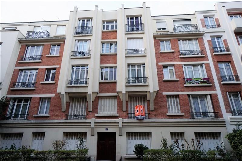 Sale apartment Asnieres sur seine 168000€ - Picture 1