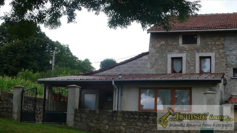 Sale house / villa St gervais sous meymont 46200€ - Picture 1