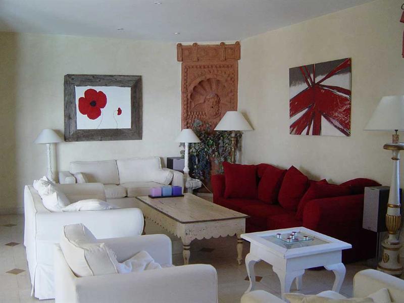 Vacation rental house / villa Cavalaire sur mer 5500€ - Picture 4