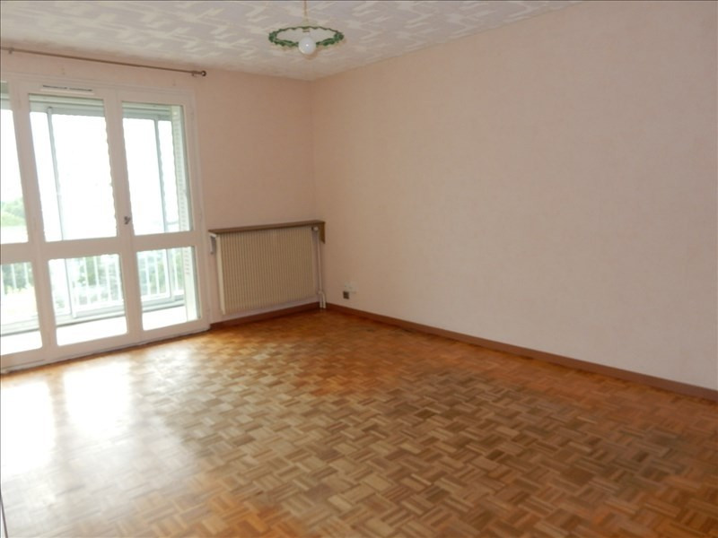Sale apartment Grenoble 120000€ - Picture 1