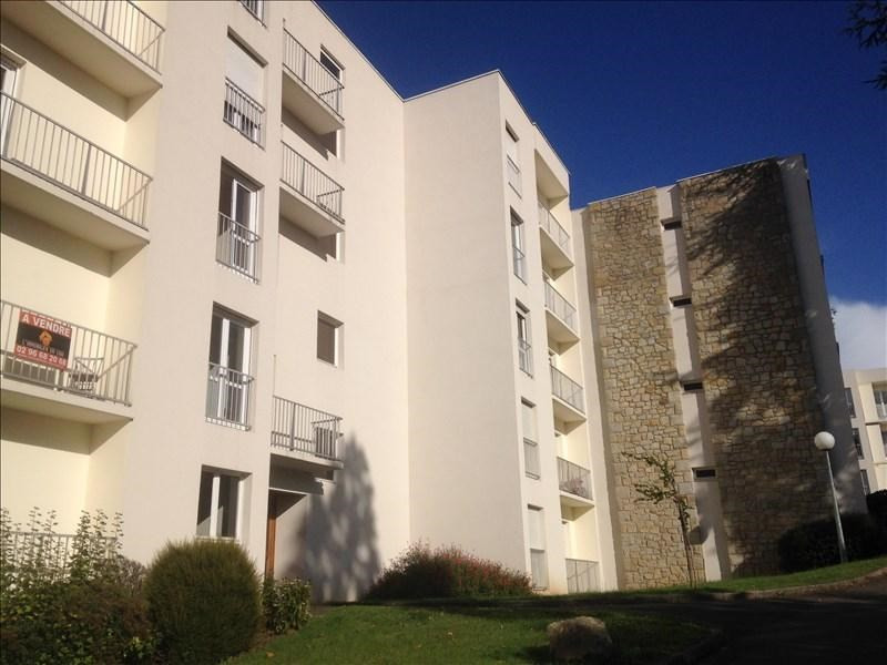 Sale apartment St brieuc 112 000€ - Picture 10