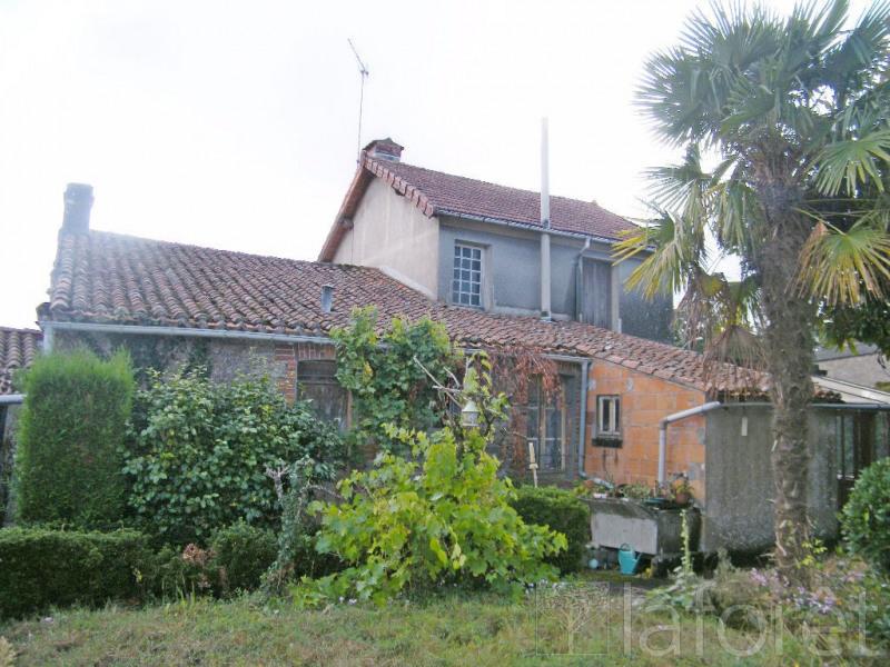 Vente maison / villa Mortagne sur sevre 77360€ - Photo 1