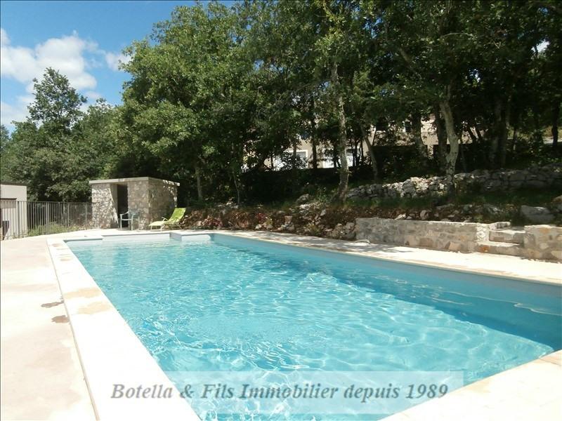 Vente de prestige maison / villa Ruoms 555000€ - Photo 5