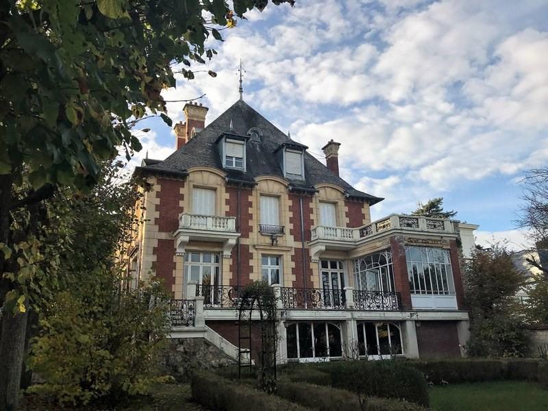 Verkauf von luxusobjekt haus Villennes sur seine 1575000€ - Fotografie 1