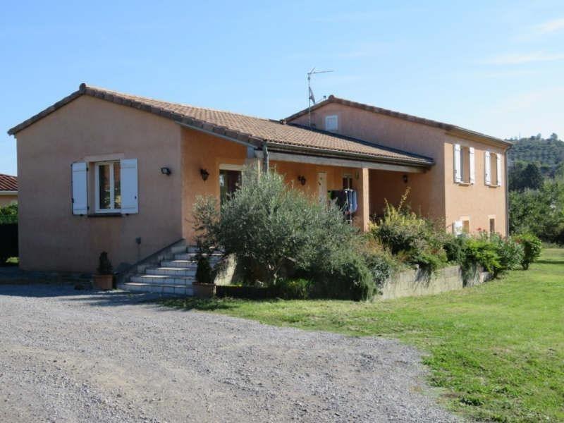 Vente maison / villa Ruoms 277000€ - Photo 1